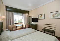호텔 아메리카 세빌라 - 세비야 - 침실