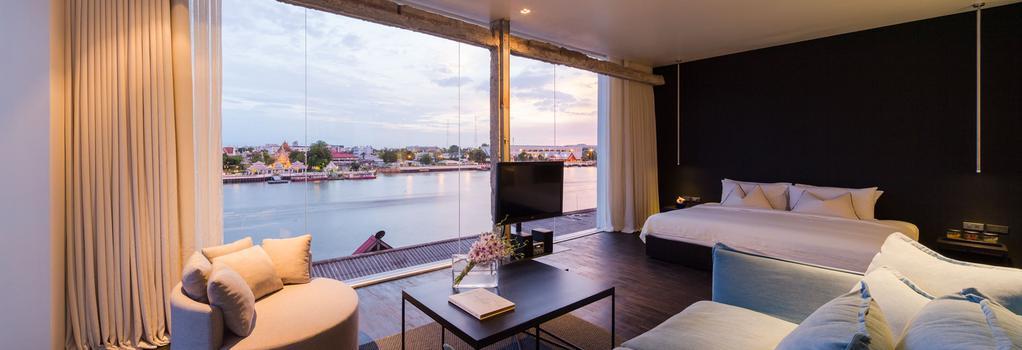 살라 라타나코신 방콕 - 방콕 - 침실