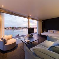 살라 라타나코신 방콕 Arun river view suite