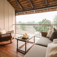 살라란나 치앙마이 river view deluxe balcony