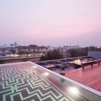 살라란나 치앙마이 the roof bar