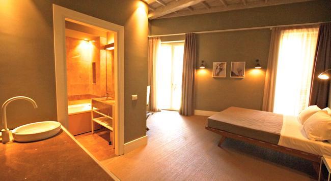 호텔 아카데미아 - 로마 - 침실