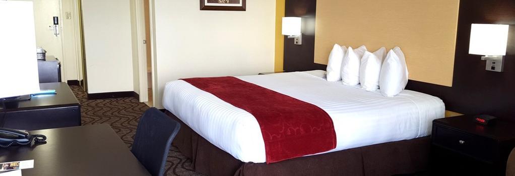 베이 하버 호텔 - 탬파 - 침실