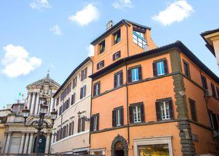 폰타나 로마 호텔