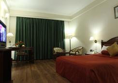 호텔 칸하 시얌 - Allahabad - 침실
