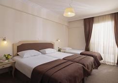 에어로텔 파테논 - 아테네 - 침실