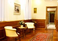 토리노 호텔 - 로마 - 로비