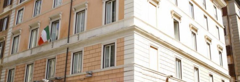 토리노 호텔 - 로마 - 건물