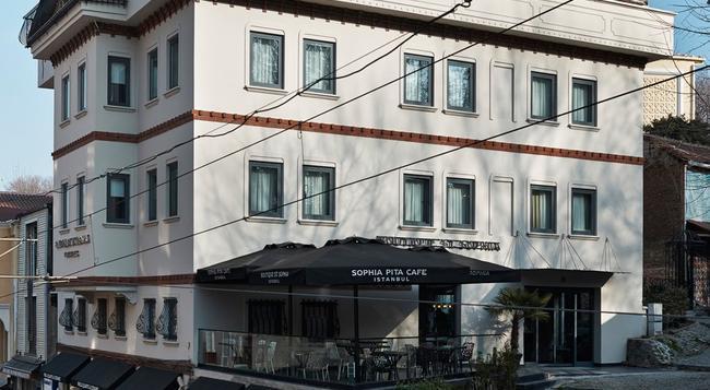 부티크 세인트 소피아 호텔 - 이스탄불 - 건물
