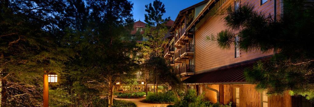 Boulder Ridge Villas At Disney's Wilderness Lodge - 올란도 - 건물