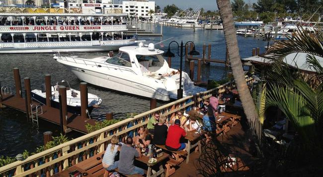 Bahia Cabana Beach Resort - 포트로더데일 - 레스토랑