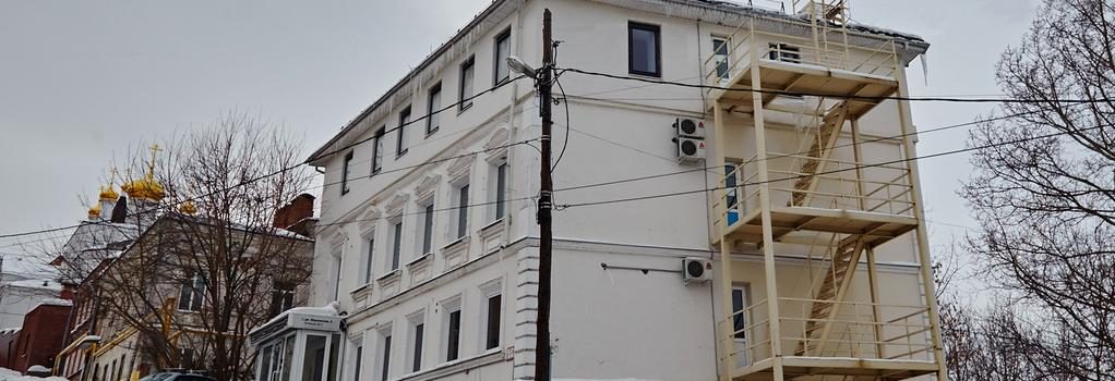 Baget Hotel - 니즈니노보그라드 - 건물