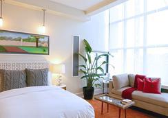 헨리 노만 호텔 - 브루클린 - 침실