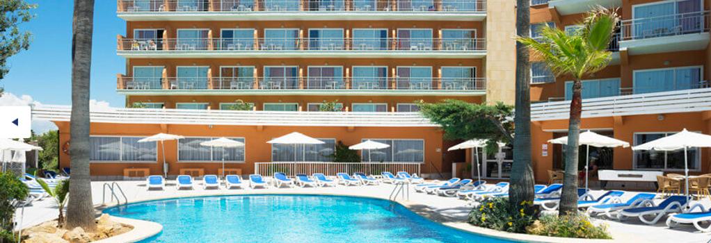 Hsm Hotel Golden Playa - 팔마데마요르카 - 건물