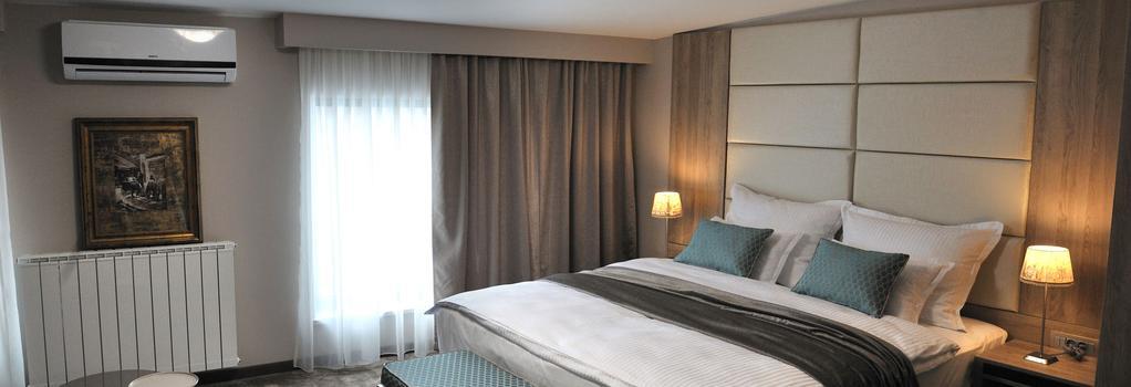 호텔 VIP - 사라예보 - 침실