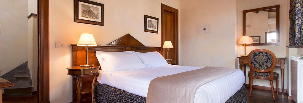 호텔 티트로 파세 - 로마 - 침실