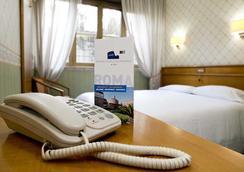 Kolping Hotel Casa Domitilla - 로마 - 침실