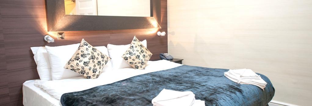 159 Knightsbridge - 런던 - 침실
