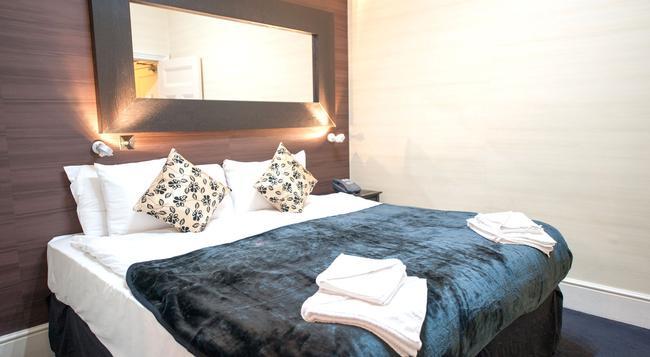 159 나이츠브릿지 호텔 - 런던 - 침실