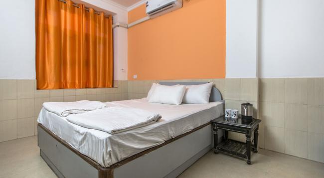 백패커 판다 델리 - 뉴델리 - 침실