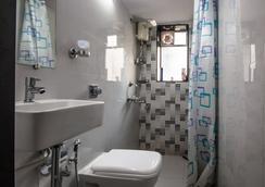 백패커 판다 - 애피타이트 - 뭄바이 - 욕실