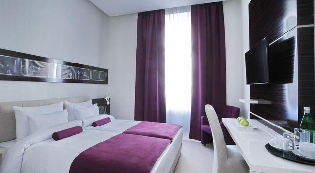 호텔 씨어터 벨그라드 - 베오그라드 - 침실