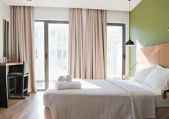 아 포 아테네 호텔 - 아테네 - 침실