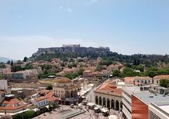 아 포 아테네 호텔 - 아테네 - 관광 명소