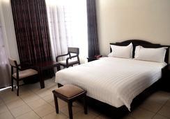 Quiet Haven Hotel - Kigali - 침실