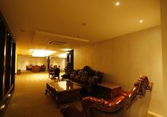 G 호텔 - 아그라 - 로비