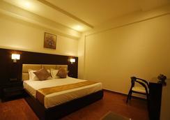 G 호텔 - 아그라 - 침실