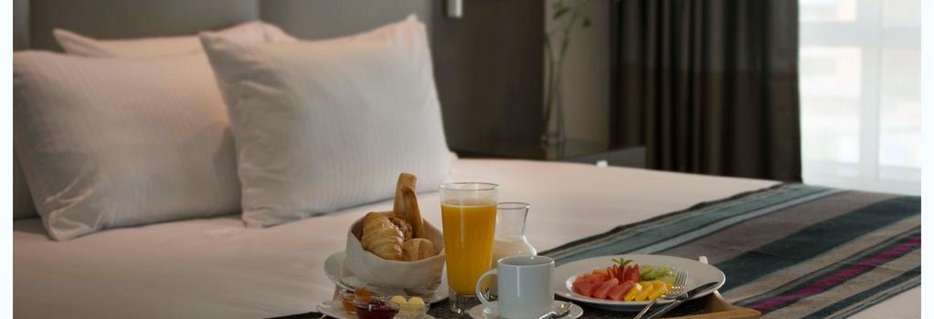 카사 그랜드 호텔 - 라파스 - 침실
