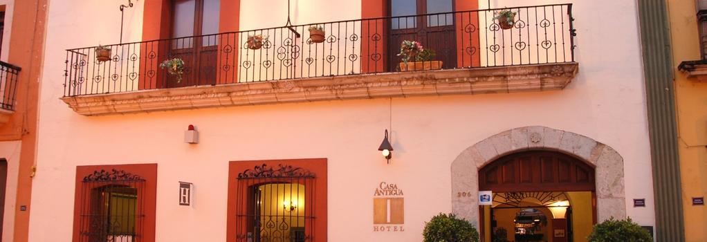 Hotel Casa Antigua - 와하카 - 건물