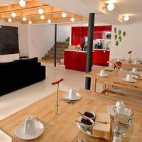 So Cool Hostel Porto Breakfast Area