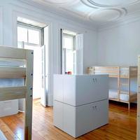 So Cool Hostel Porto 8 Bed Mixed dorms - Garden View