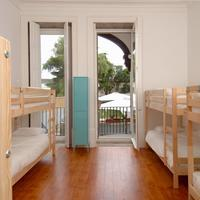 So Cool Hostel Porto 8 Bed Male dorms - Garden View with balcony