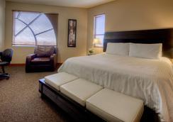 Podollan Inn & Spa Grande Prairie - Grande Prairie - 침실