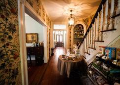 Barksdale House Inn - 찰스턴 - 로비