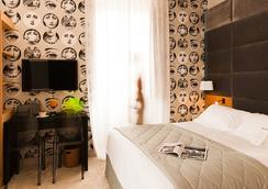 Hotel de Silhouette - 비아리츠 - 침실
