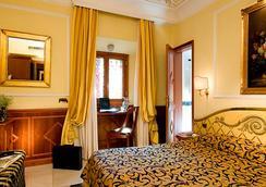 Comfort Hotel Bolivar - 로마 - 침실