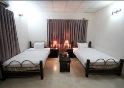 호텔 로즈 가든 - Dhaka - 침실