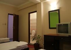 호텔 카스케이드 - 카트만두 - 침실