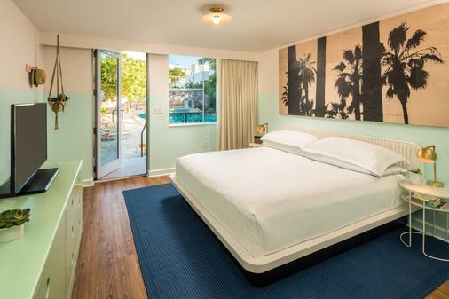 The Hall South Beach - 마이애미비치 - 침실