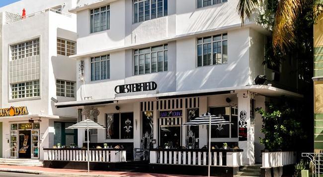 체스터필드 호텔 앤 스위트 - 마이애미비치 - 건물