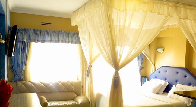 Delta Hotel - 나이로비 - 침실