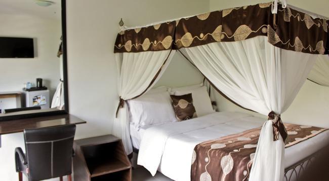 Hadassah Hotel - 나이로비 - 침실