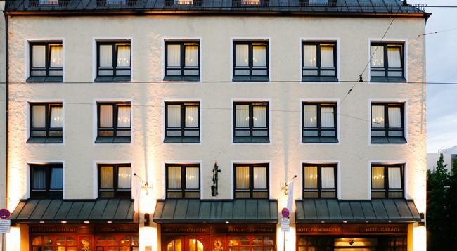 Hotel Prinzregent am Friedensengel - 뮌헨 - 건물