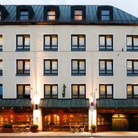 Hotel Prinzregent am Friedensengel Exterior