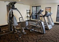 Ledgestone Hotel Billings - 빌링스 - 체육관