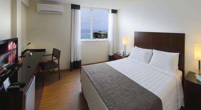 오를라 코파카바나 호텔 - 리우데자네이루 - 침실